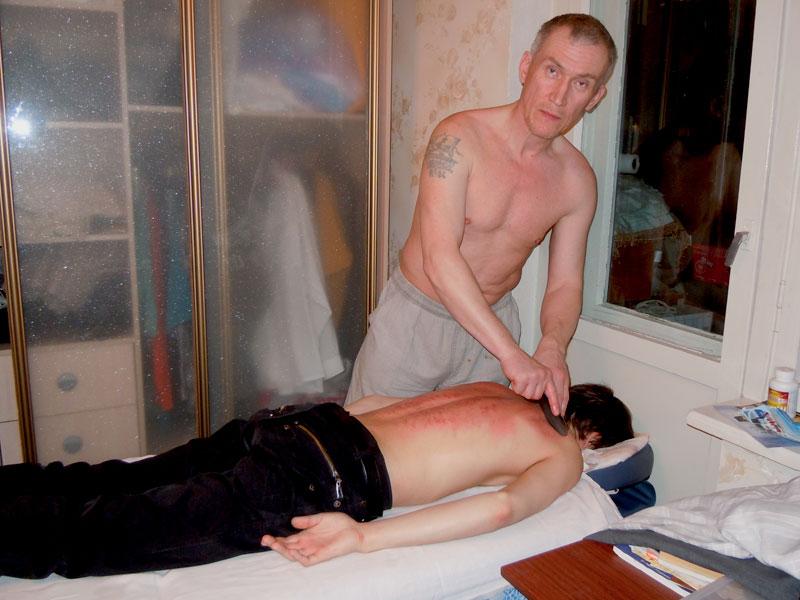 Андрей Васильевич Мушанков (массажист)
